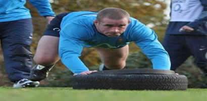 Fuerza en Rugby